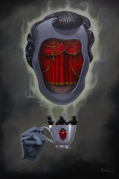 Tea at 20h (FINEART)