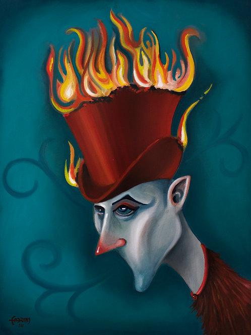 Cartola fogo - ( ORIGINAL)