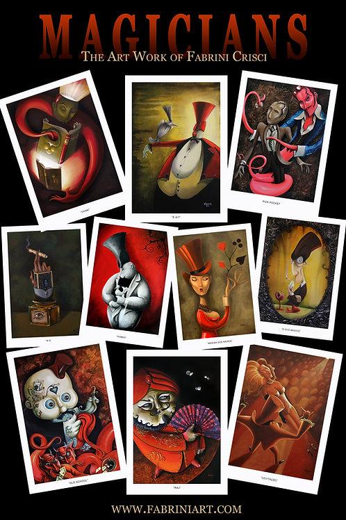 Magicians posters