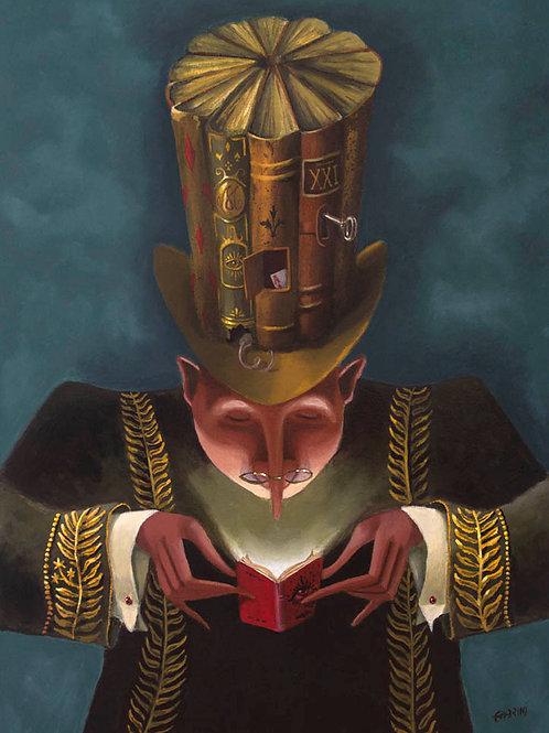 Livros e segredos - ( FINEART)