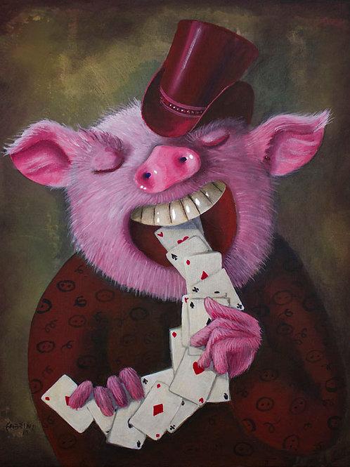 Pig a card!