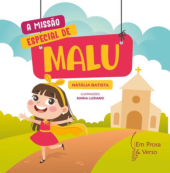 A MISSÃO ESPECIAL DE MALU