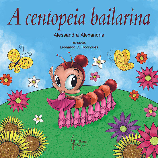 A CENTOPEIA BAILARINA
