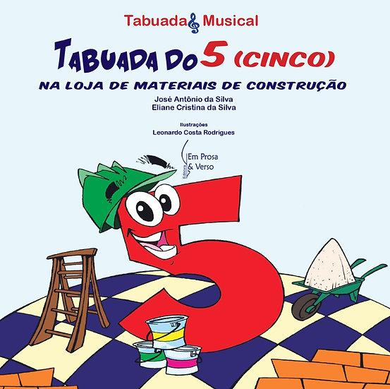 TABUADA DO 5 (CINCO) NA LOJA DE MATERIAIS DE CONSTRUÇÃO