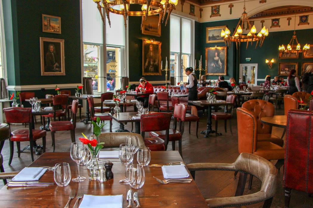 Randolph Hotel Restaurant