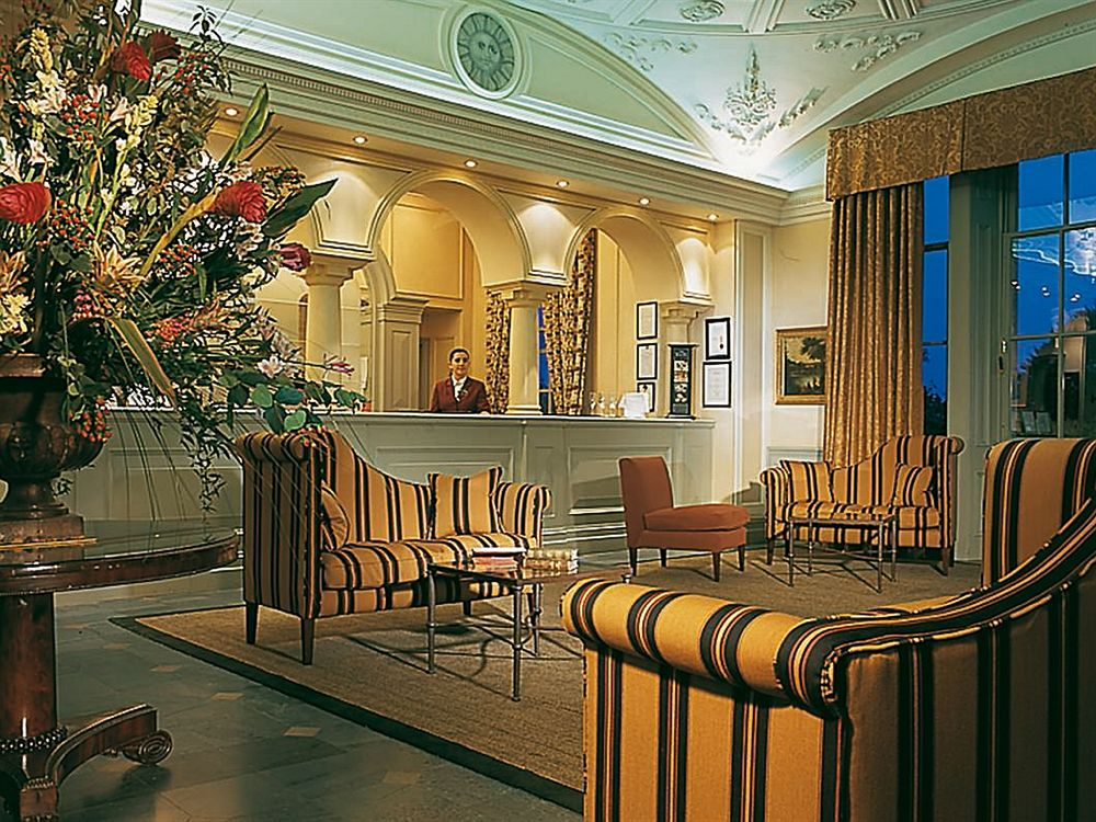 Bath Spa Hotel Reception