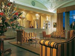 Bath Spa Hotel Reception