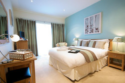 St Giles House Hotel Bedroom