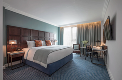 The Clayton Hotel, Room