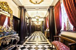 St Giles House Hotel Hallway
