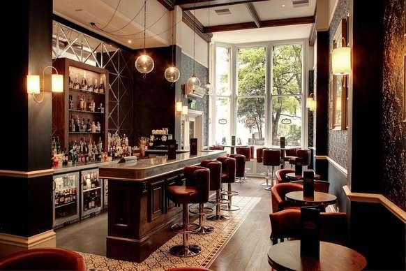 Randolph Hotel Bar