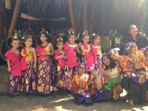 Little Balinese Dancers