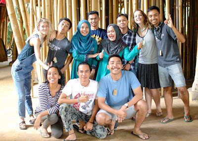 Internship in Green School Bali