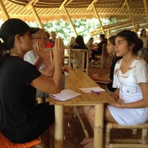Maya at GS Workshop