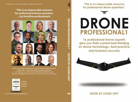 Excited to have contributed to Drone Professional 1!