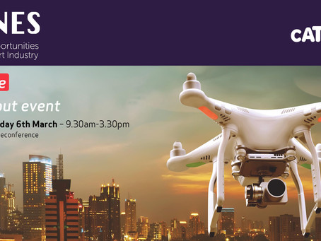 Takeaways from Transport Systems Catapult SME Day on Drones Solutions & Opportunities held 6th March