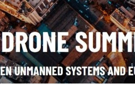 EDS 2019: Drones in European cities.Urban Air Mobility.