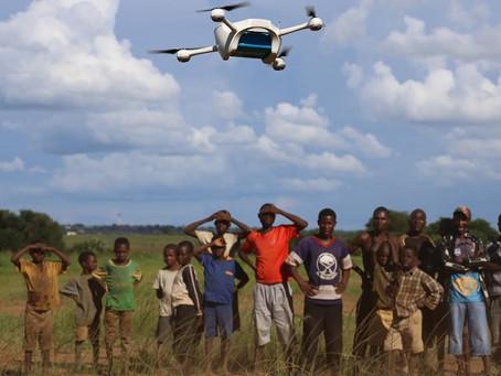 Pour l'Afrique, le potentiel de création de valeur des drones est considérable.