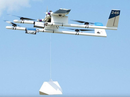"""""""Reinventing last-mile transport"""" Project Wing of Google X update presented at London UAV show"""