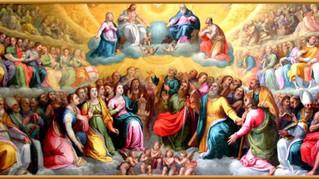 1 ноября - день всех святых!