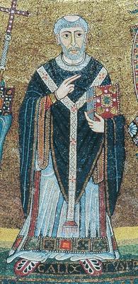 Папа Каликст I, Память.