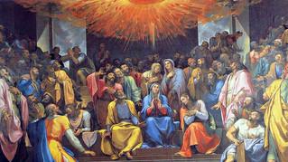 31 мая 2020 Торжество сошествия Святого Духа