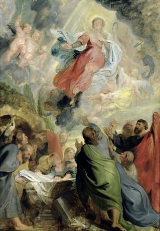Успение Девы Марии (Взятие Девы Марии в небесную славу) Поздравляем!