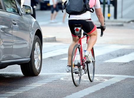 SHARE THE ROAD: What's the deal with bicycles?