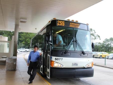 Safe Riding on Transit Buses