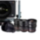 Alquiler Blackmagic 4K