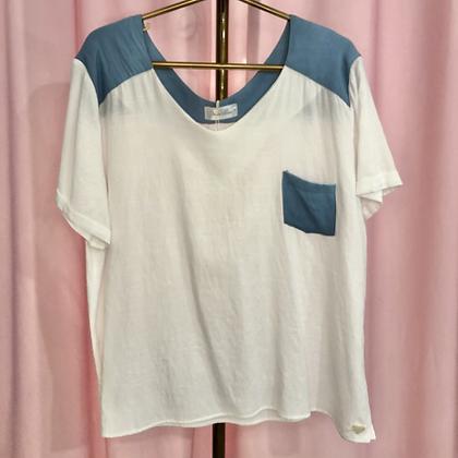 Camiseta Morpho bicolor
