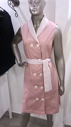 Vestido Hepburn