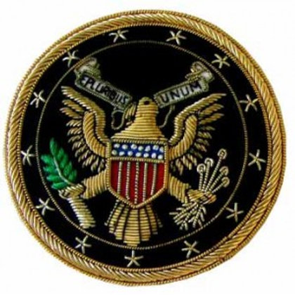 Great seal of the United States Blazer Patch