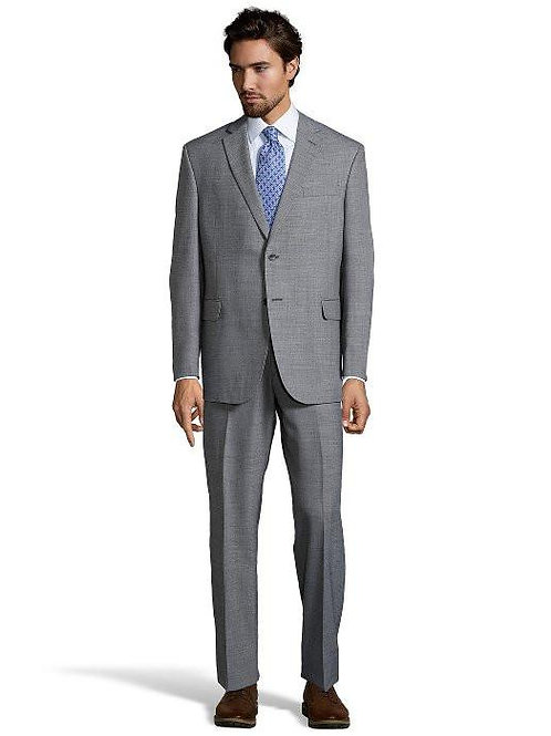 Palm Beach Chairman Grey Sharkskin Suit Jacket