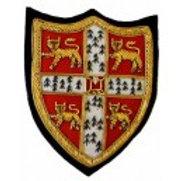 Blazer Patch English Regimental