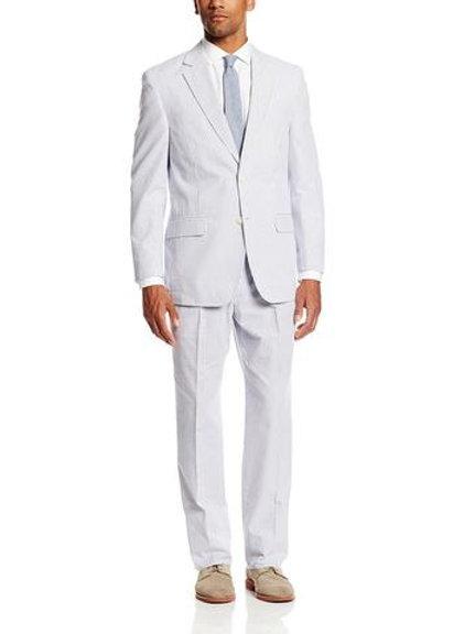 "PALM BEACH ""Original"" Seersucker Suit"