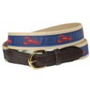 Woven Ribbon Traditional Lobster Belt
