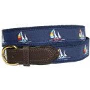 Woven Ribbon Spinaker Sail Belt