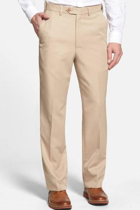 Berle Micro-Fiber Trouser Regular Rise