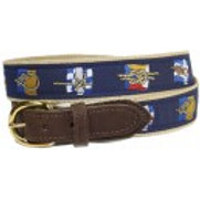 Made in Delray Woven Ribbon Theme Belts