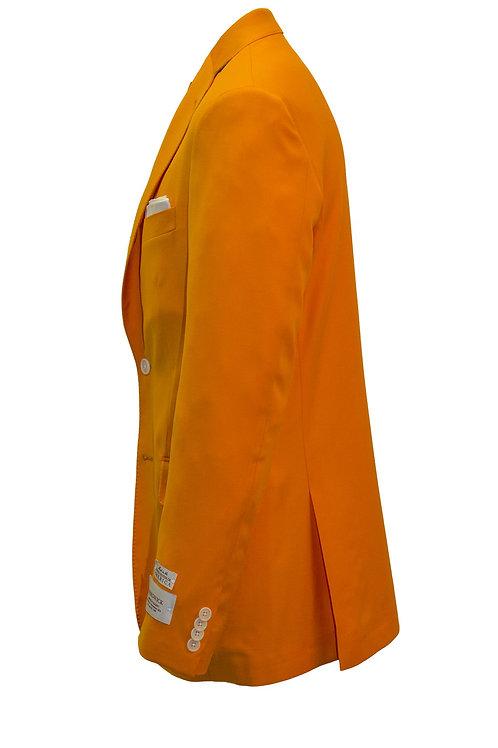 Volunteer Orange Wool Blazer