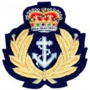 Blazer Patch Royal Navy