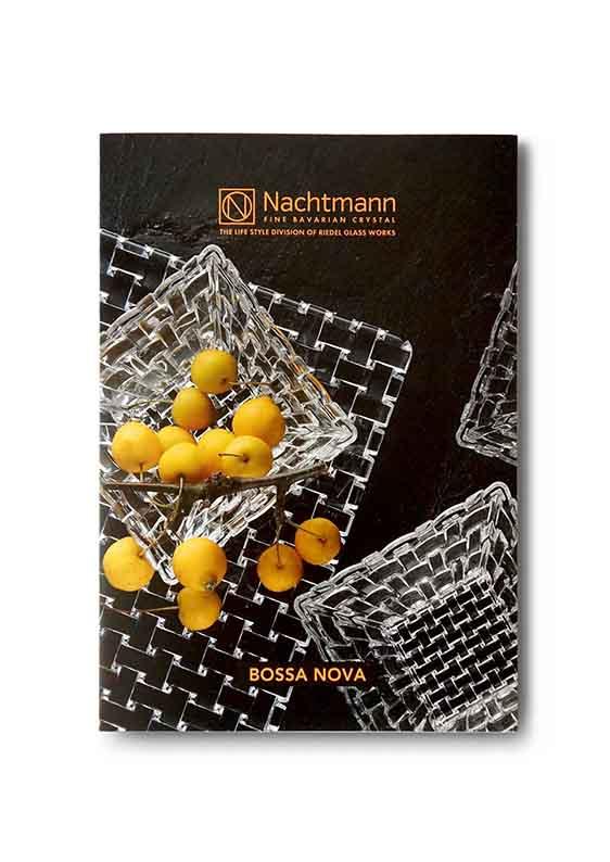 【nachtmann】カタログ(2018)