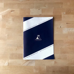 【HIGH FIVE SALAD】メニュー&コンセプトbook(2021)