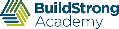 BuildStrong Academy Logo