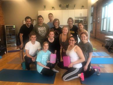 Wellness Wednesday - Yoga