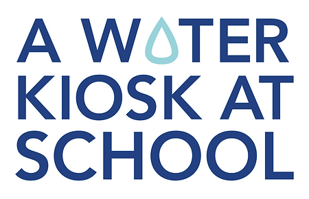 A water kiosk at school