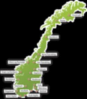 Kontrollvarsling i Norge. Send Politiet til 2010