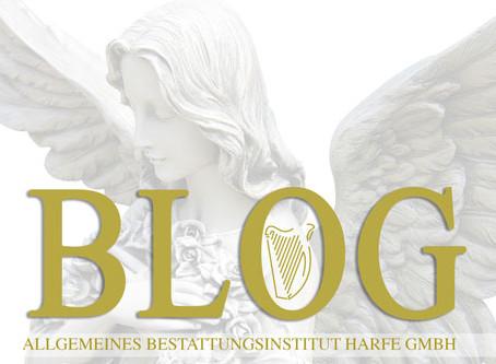 Blog für ein Bestattungsunternehmen?
