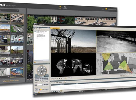Mid-Sized to Enterprise Network Video Management System (NVMS)